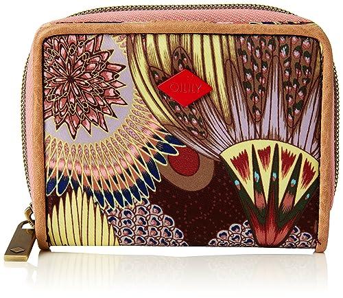 OililyOilily XS Wallet - Billetera Mujer, Multicolor ...