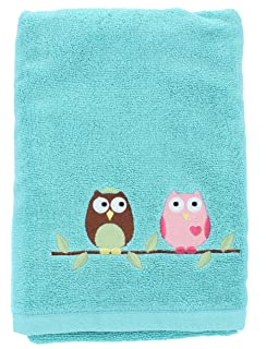 Nice Owl Bath Towel