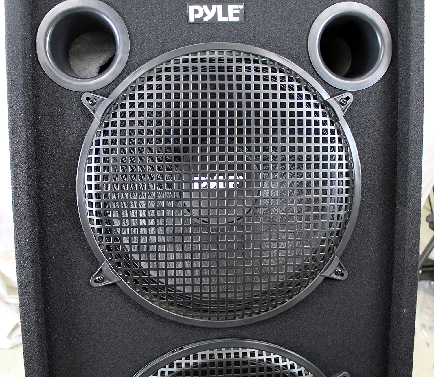 Pyle Padh152 15 8 Way Pa Speaker Home Audio Theater Ohm Subwoofer Wiring