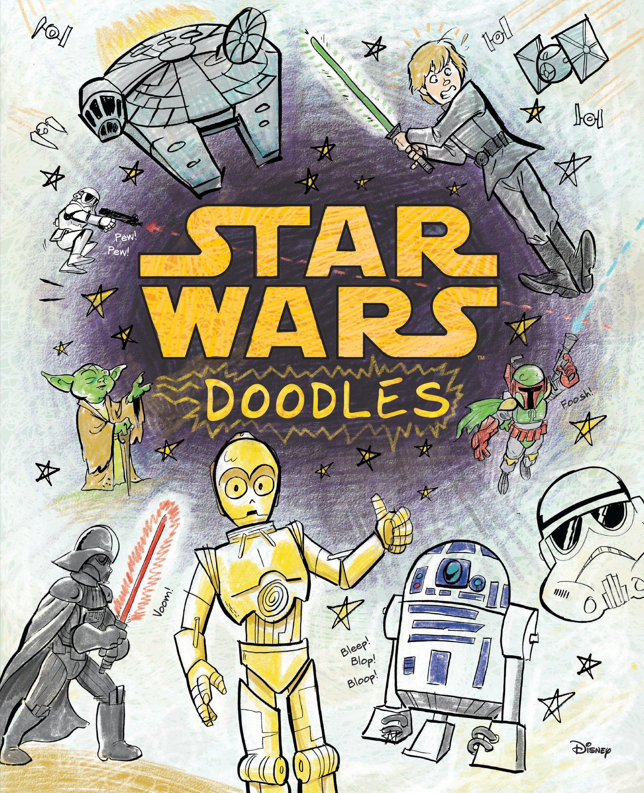 Star Wars Doodles pdf