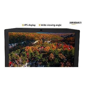 Acer Nitro 5 AN515-52 15.6-inch Laptop +  WD 2TB My Passport Portable External Hard Drive, Black