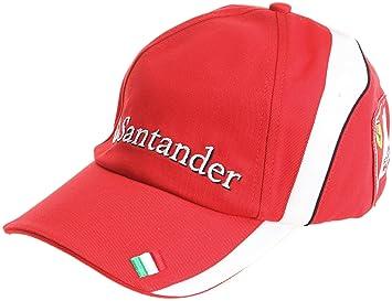 Puma Ferrari team gorra rojo  Amazon.es  Ropa y accesorios 313e03dfec2