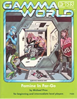 Gamma world science fantasy role playing game 1st edition boxed set famine in far go gamma world module gw2 gumiabroncs Choice Image