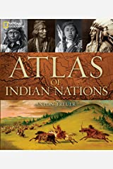 Atlas of Indian Nations Hardcover