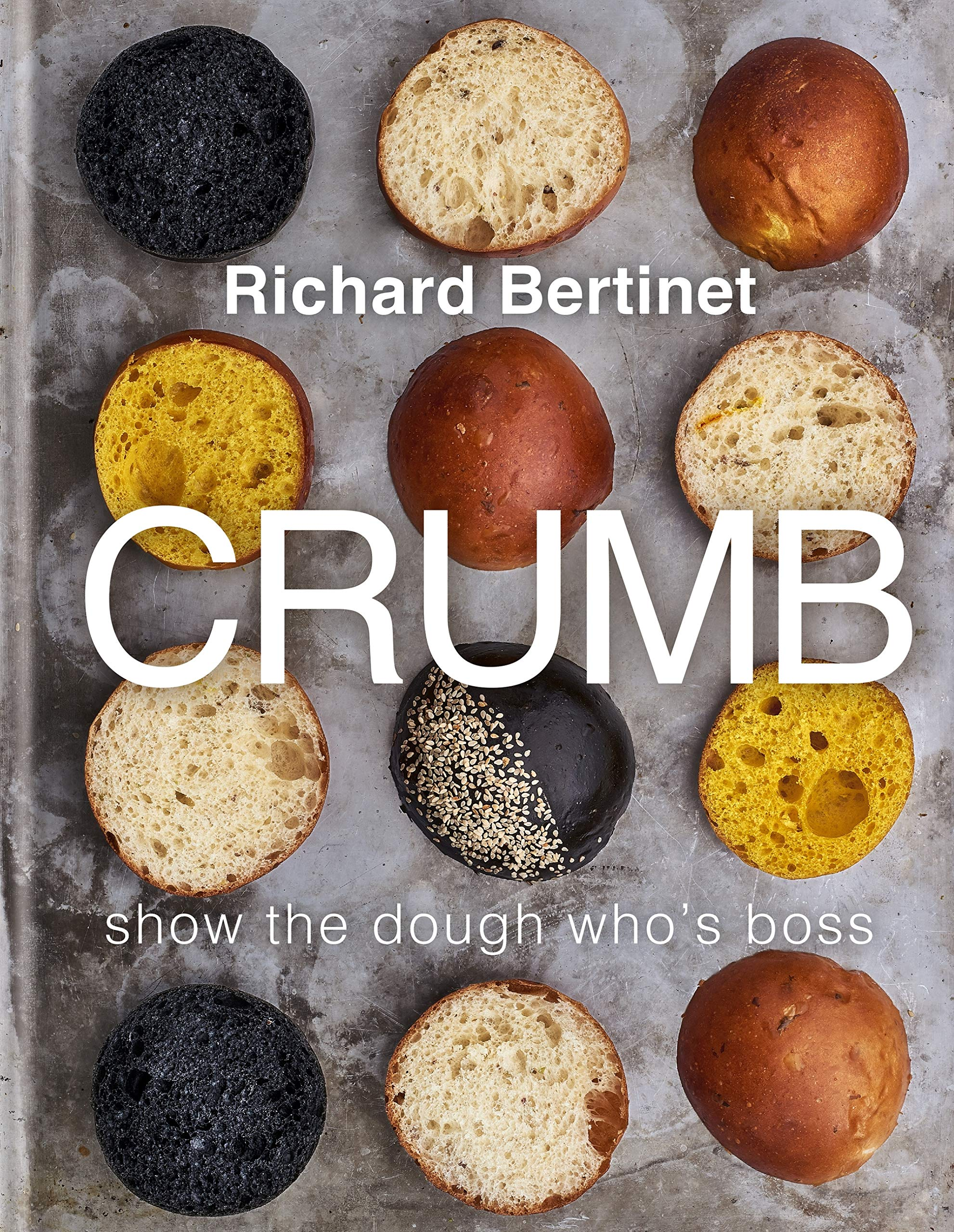 Crumb  Show The Dough Who's Boss  English Edition
