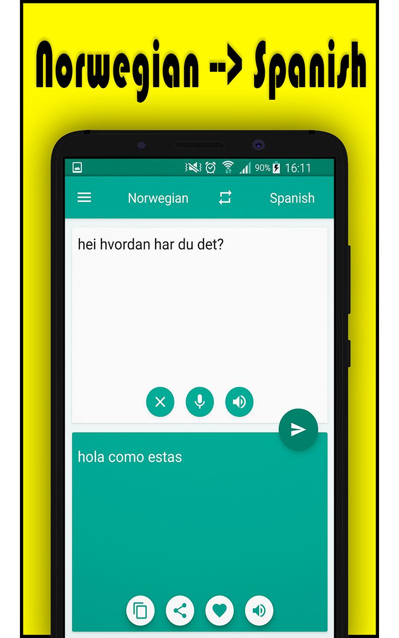Traducir español al noruego - noruego al español: Amazon