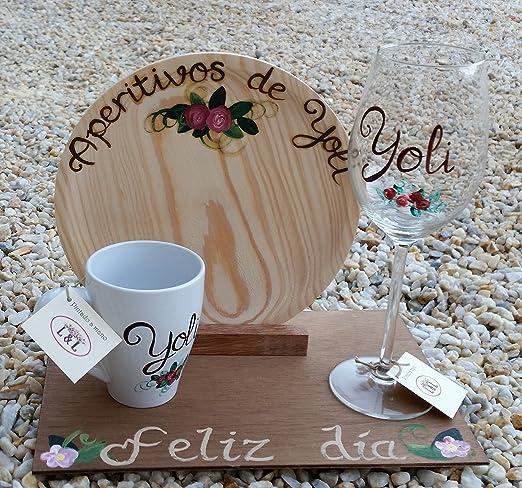 LyL Creaciones Regalo Dia de la Madre, Idea para cumpleaños ...