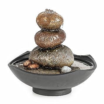 Parfait Pajoma Fontaine Du0027intérieur En Chêne Japonais 53516.0 Garden En Polyrésine    19 Cm