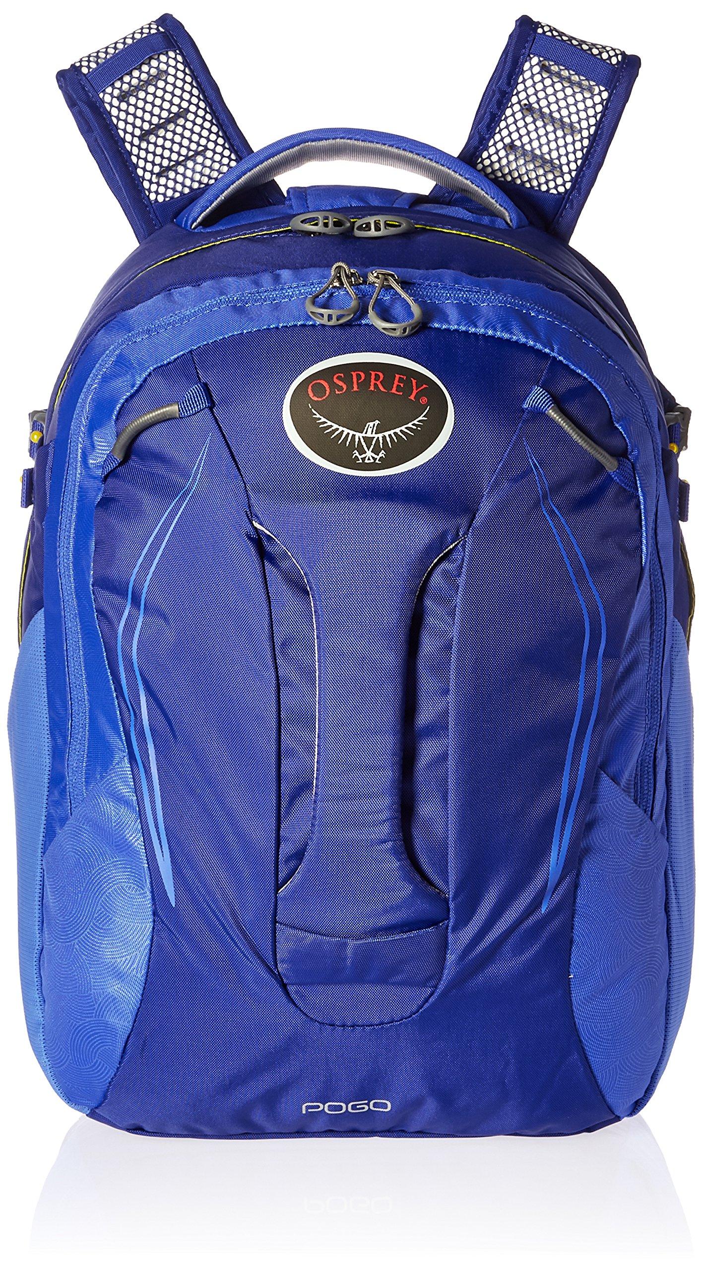 Osprey Packs Kid's Pogo Daypack, Hero Blue