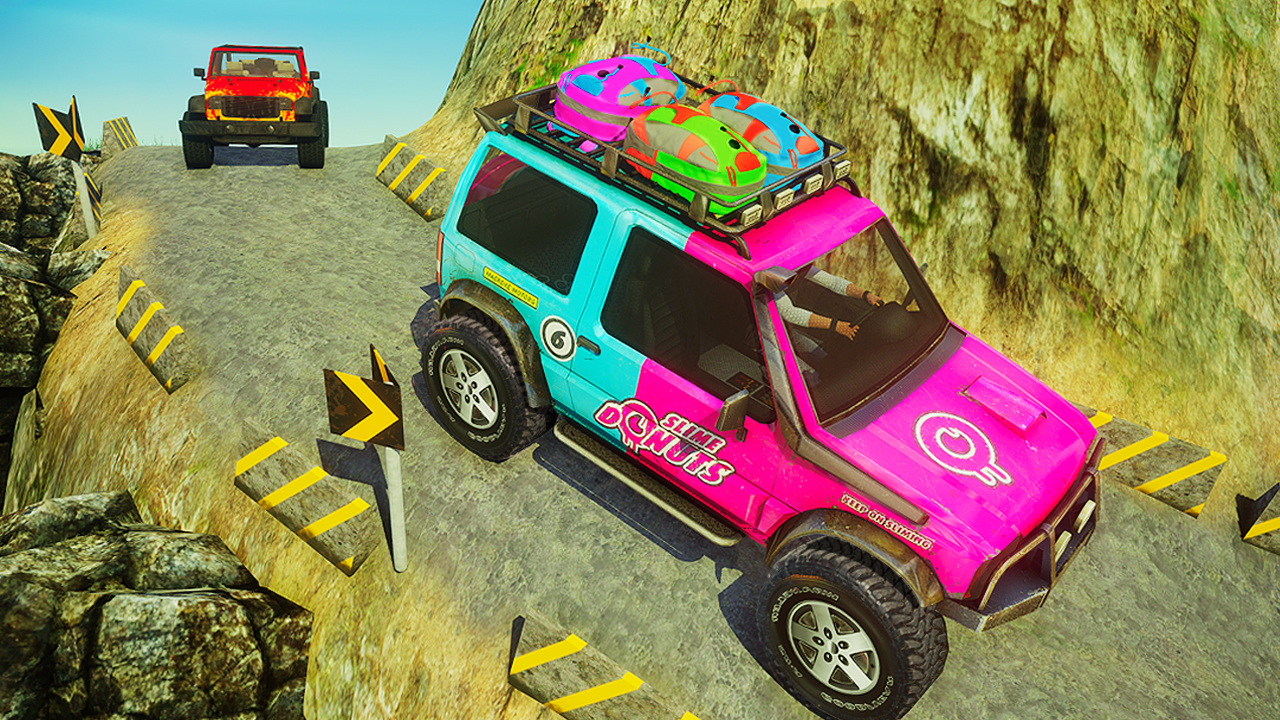 Amazon com: Mountain Jeep Driving & Offroad Racing 2019