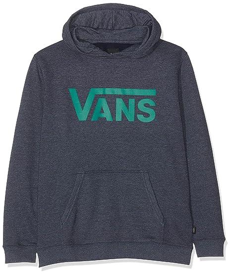 06ef4418 Vans Boy's Classic Pullover Hoodie Sweatshirt: Amazon.co.uk ...