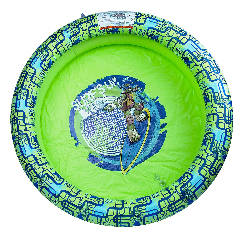 Teenage Mutant Ninja Turtles 3' 2-Ring Pool Toy