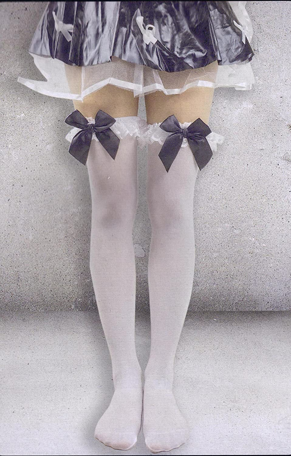 Details about  /HAPPY HALLOWEEN KNEE HIGH  SOCKS