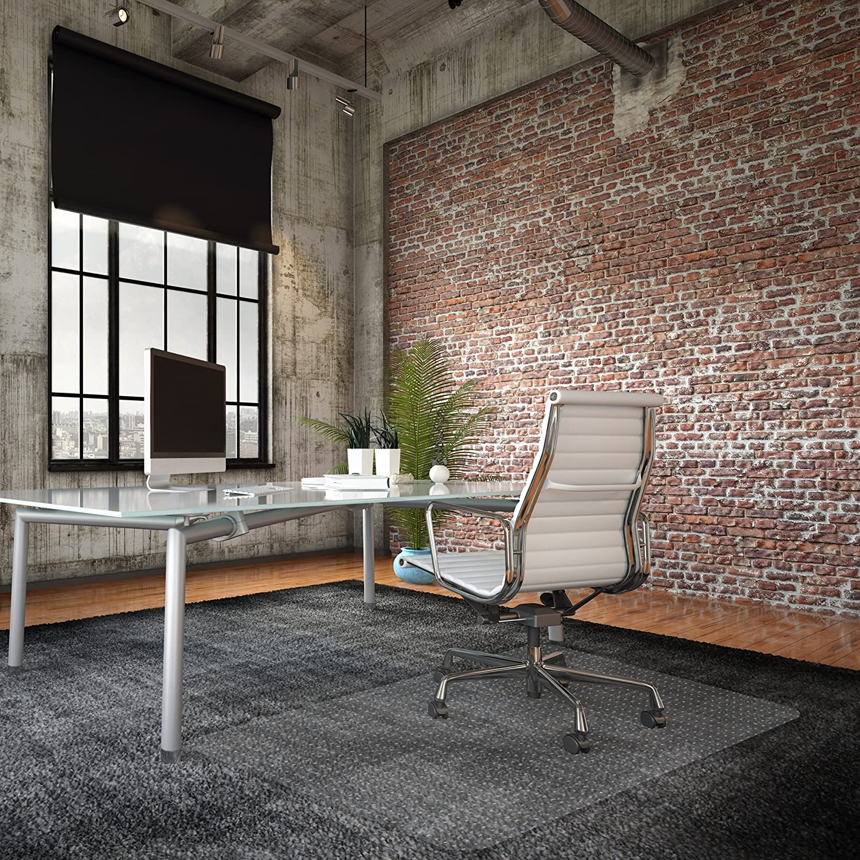 prot/ége moquette tapis 2 tailles anti derapant Tapis prot/ège-sol casa pura/® polypropyl/ène opaque 90x120cm