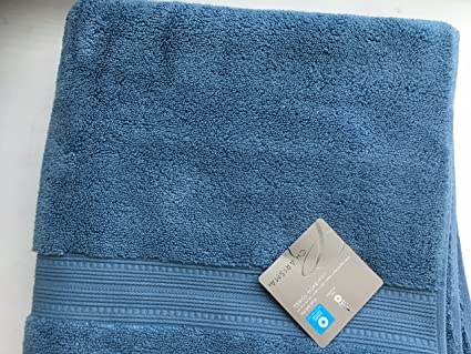 Charisma Bath Towels Beauteous Amazon Charisma Bath Towel Blue Shadow 60 In X 60 In Home