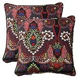 Pillow Perfect Outdoor Marapi Corded Throw