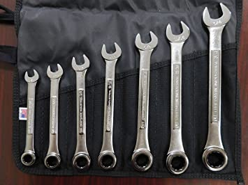 Craftsman USA Metric Reversible Ratcheting Combination Wrench Choose your Size!