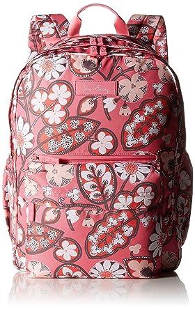 3062c0fac Amazon.com: Vera Bradley Lighten Up Grand Backpack, Polyester: Shoes