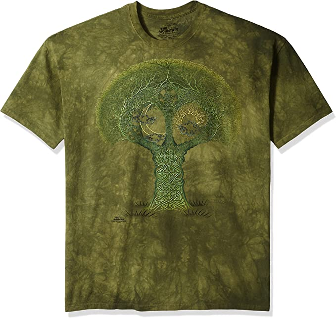 MEN/'S DARE 2B /'BLOC MOUNT/' GREEN SHORT SLEEVE T-SHIRT.