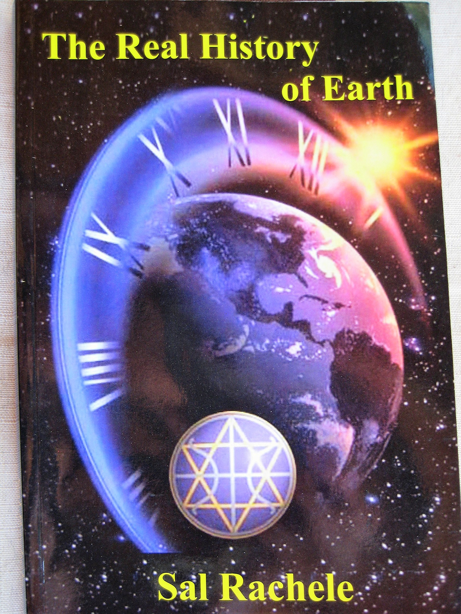 The real History of Earth: Sal Rachele: 9780578164304