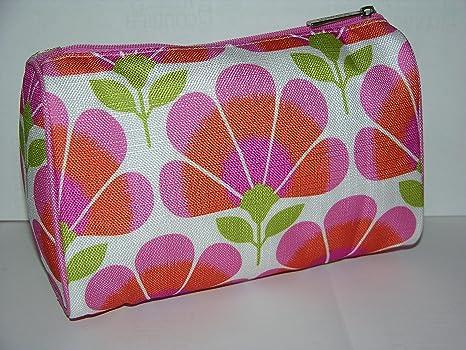Clinique diseño de flores Color rosa y naranja Color blanco ...
