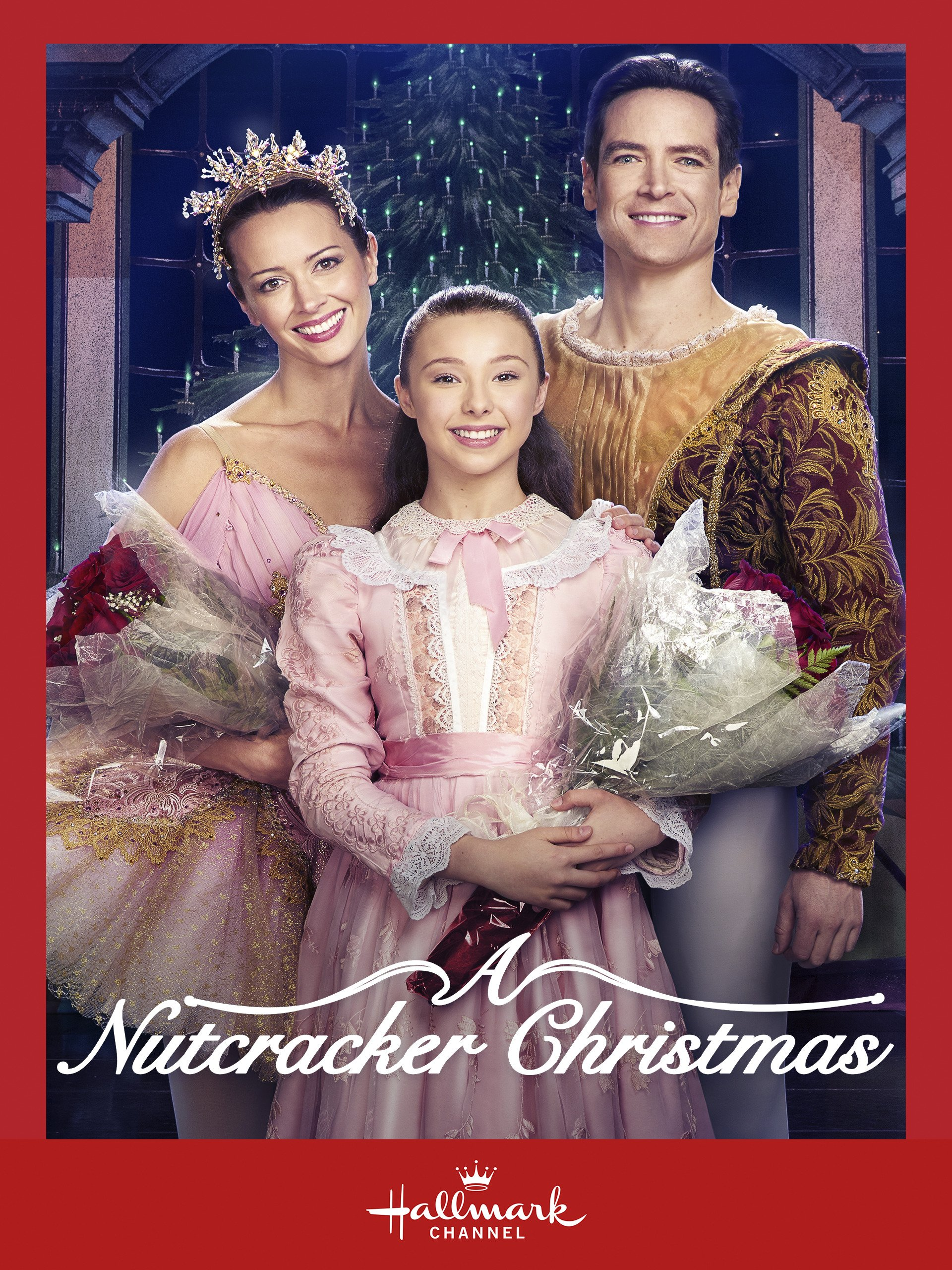 Amazon.com: A Nutcracker Christmas: Amy Acker, Sascha Radetsky ...