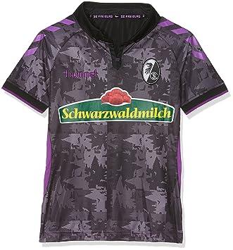 Hummel Joven SCF 3rd Jersey KA 17 – 18 Camiseta, Otoño-Invierno, niño