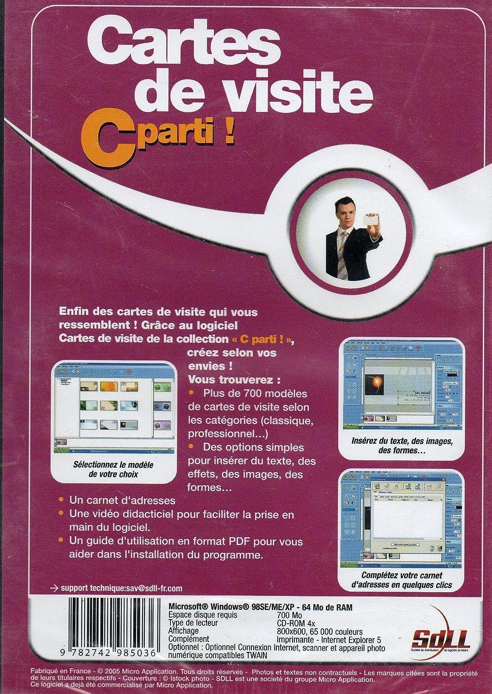 90 Logiciel Carte De Visite Windows 7