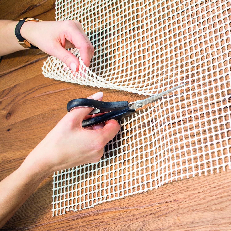 sinnlein/® sous-Tapis antid/érapant pour Tapis ou paillassons Tapis Bouchon avec Une Garantie de 10 Ans 80 x 150 cm antid/érapant et adapt/é au Chauffage du Sol Base Matte rajustable /à la Taille