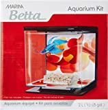 Marina Aquarium Betta Kit Art Déco 2 L