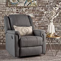 Christopher Knight Home 302057 Jemma Swivel Recliner Chair