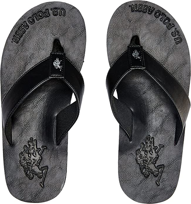 U.S.POLO ASSN. Richmond1, Chanclas para Hombre: Amazon.es: Zapatos ...