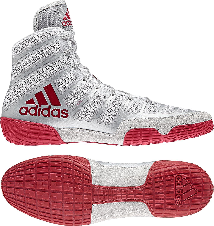 adidas Men's Adizero Varner Wrestling Shoes, red Size: 14.5 UK ...