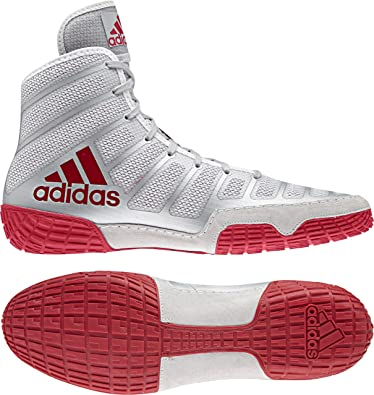 b06b3bd0b5 Image Unavailable. Image not available for. Color  adidas Men s Adizero  Varner Wrestling Shoes