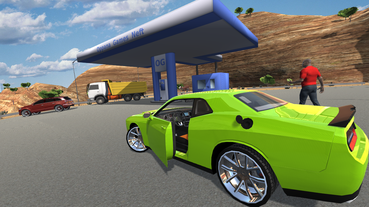 Amazon Com Muscle Car Challenger Appstore For Android