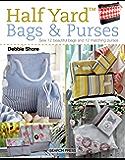 Half Yard Bags & Purses