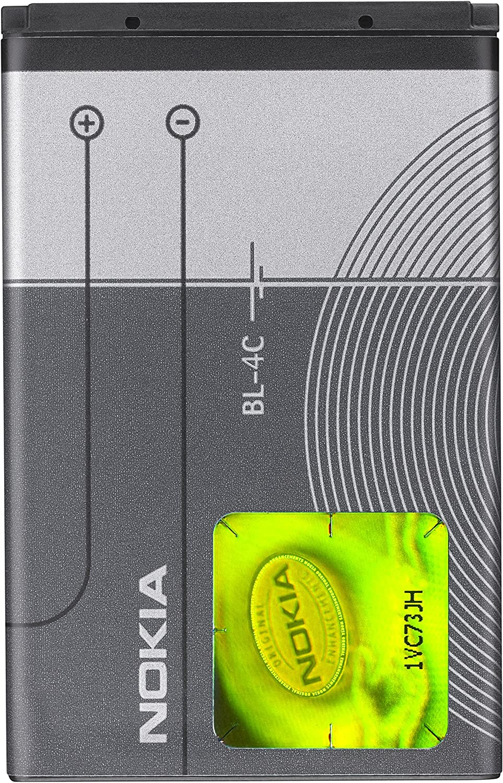Nokia BL-4C - Batería para móvil (Li-ion, 950 mAh): Amazon.es ...