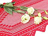 WeshineGadgets 100% Polyester Lace Table Runner