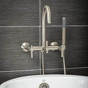 Luxury Clawfoot Tub Or Freestanding Tub Filler Faucet Modern Design
