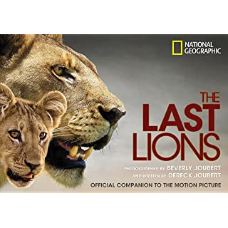 The Last Lions: Official Companion to the Motion Picture