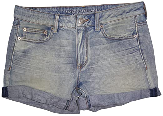 99d9894d4d American Eagle Outfitters Womens Boy Midi Shorts (2) at Amazon ...