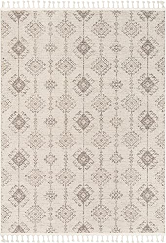 Reviewed: Well Woven Cetta Beige Moroccan Area Rug 8×10 7'10″ x 10'6″
