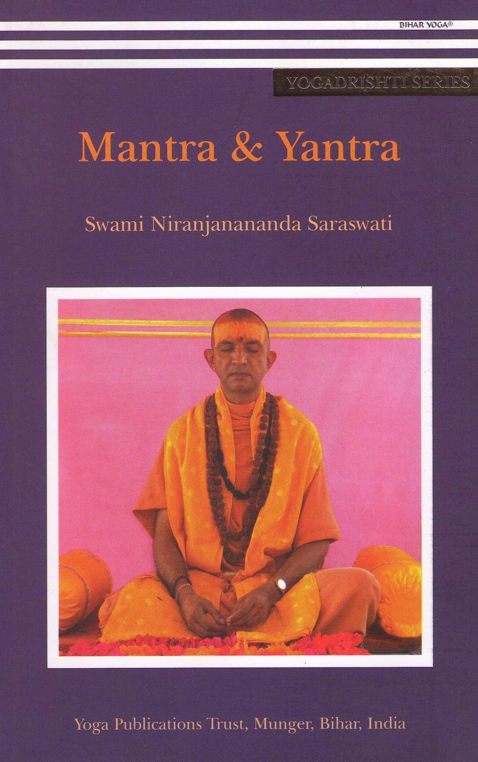 Download Mantra & Yantra pdf epub