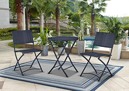 Amazon.com: Kailua Muebles Loto Chic al aire libre multi ...