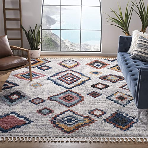 Deal of the week: Safavieh Morocco Collection MRC940A Moroccan Boho Tribal Area Rug