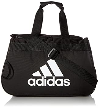 Amazon.com: adidas Women's Diablo Duffle Small, One Size, Black ...