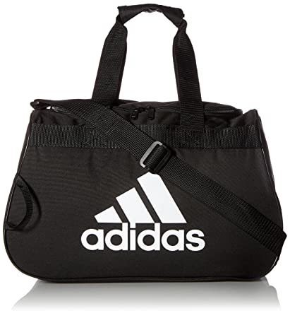 f9e2f982c6 Adidas Diablo Polyester Black Duffle Gym Bag: Amazon.in: Bags ...