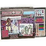 IMC Toys 870383 - Monster High Fashion Malset