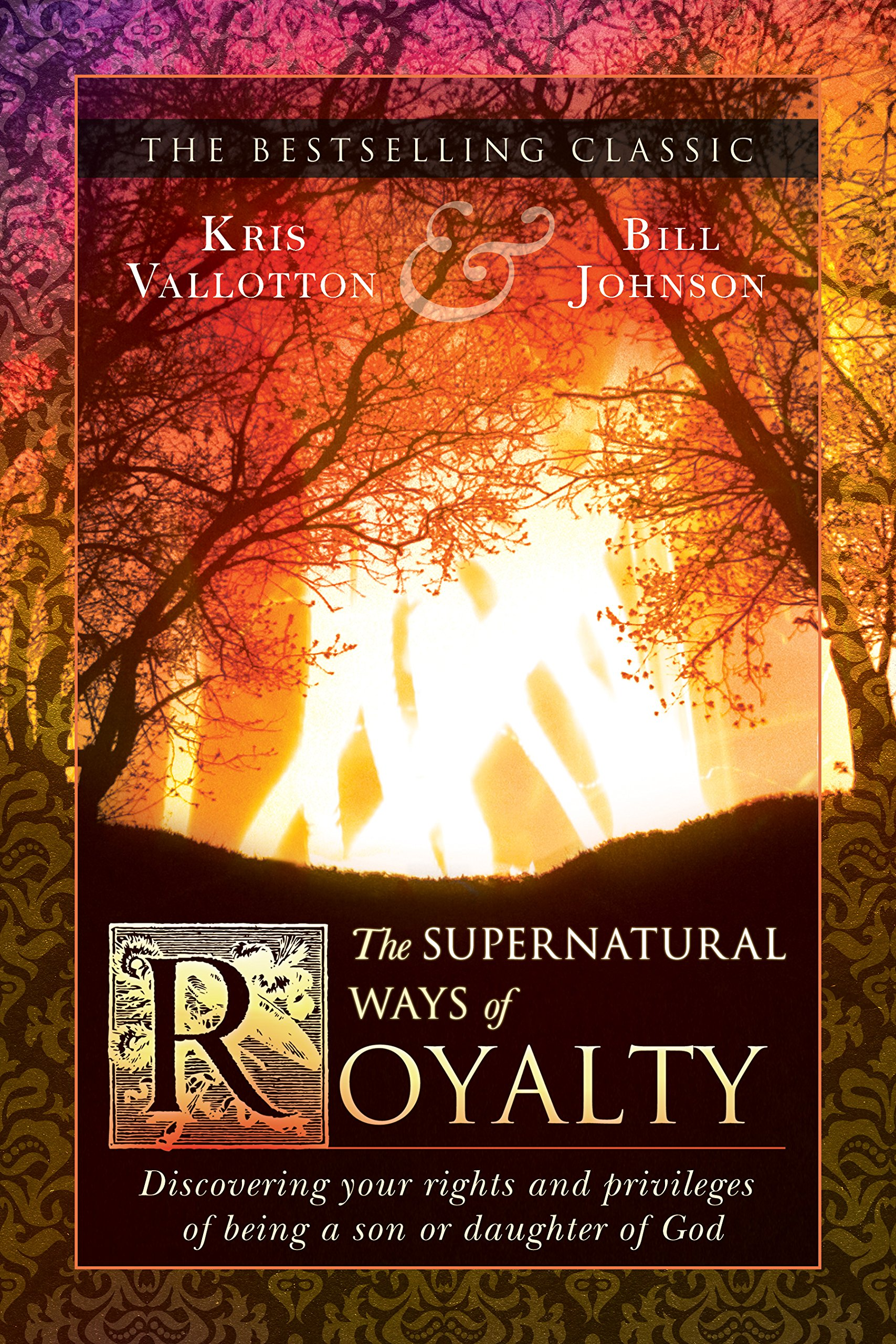 The Supernatural Ways Of Royalty  Discovering Your Rights And Privileges Of Being A Son Or Daughter Of God  English Edition