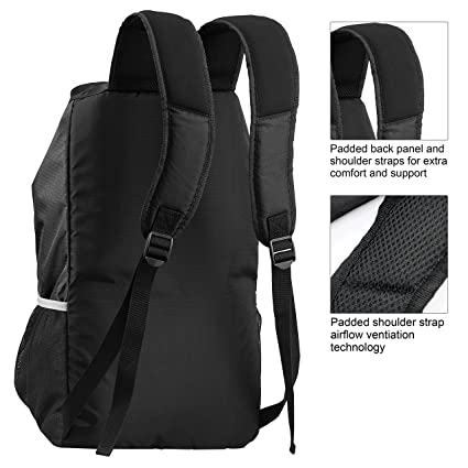 da8994326f Amazon.com    1 Top Recommended Backpack - Lightweight Drawsting Backpack -  Best for Sports